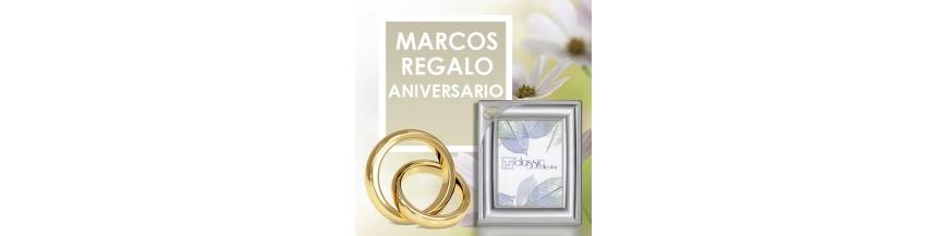 Marcos regalo Aniversario