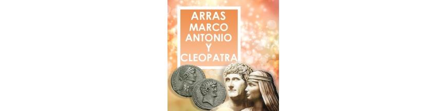 Arras Cleopatra/Marco Antonio
