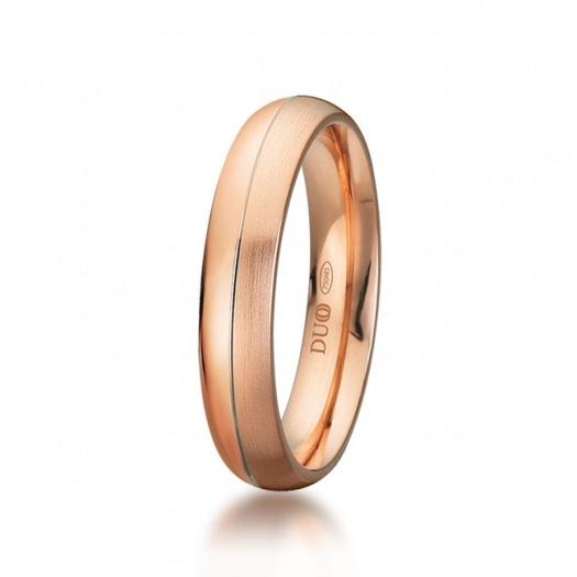 Alianzas de boda oro rosa Zaragoza