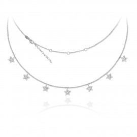 Collar chocker Mini Estrellitas