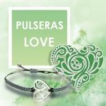 Pulseras Love San Valentín