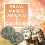 ARRAS CLEOPATRA Y MARCO ANTONIO
