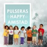 Pulseras Happy